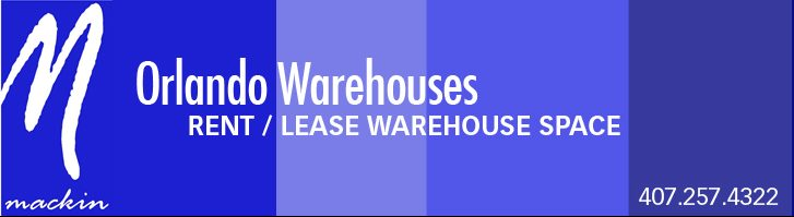 Warehouse for Rent | Orlando FL | Mackin Commerce Warehouse Leasing